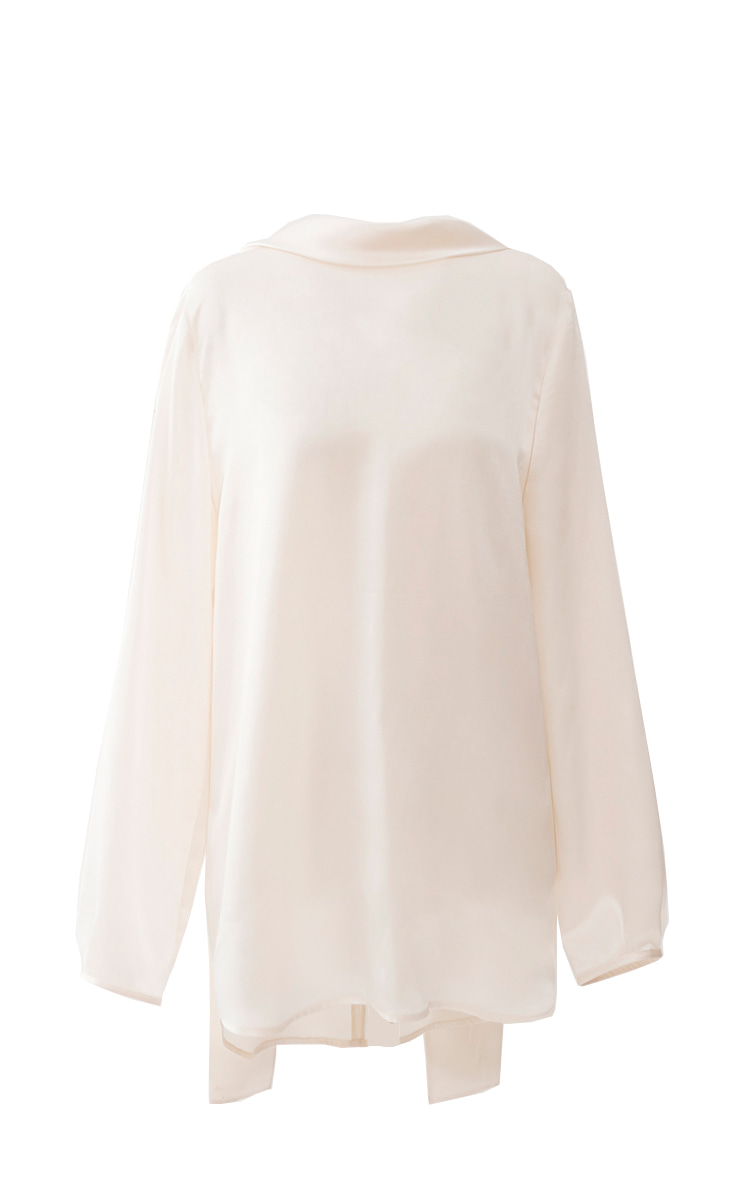 Phoebe Silk Blouse