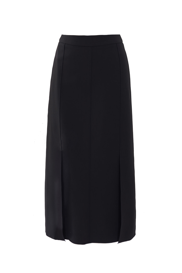 SLIT SKIRT (4 COLORS)