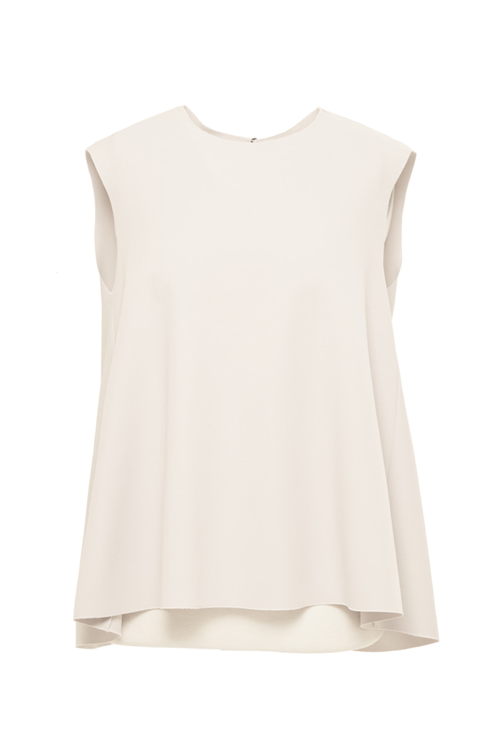 FLARE SLEEVLESS TOP