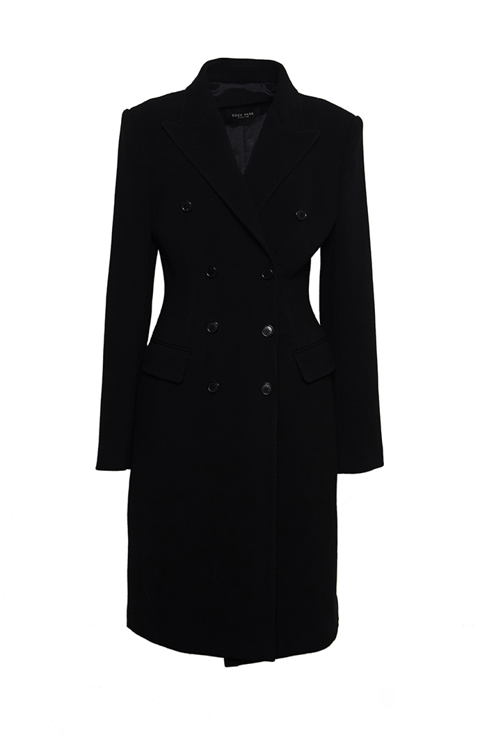DOUBLE BREAST DRESS & COAT